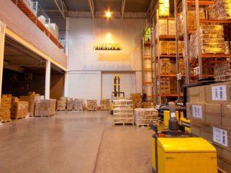 Правила хранения стройматериалов на складах