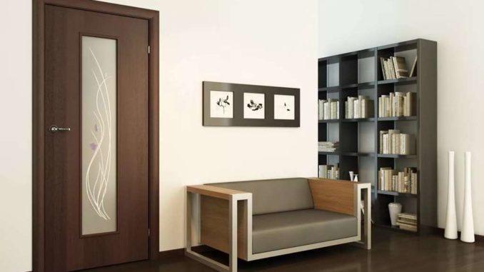 дверей с ламинированными покрытиями