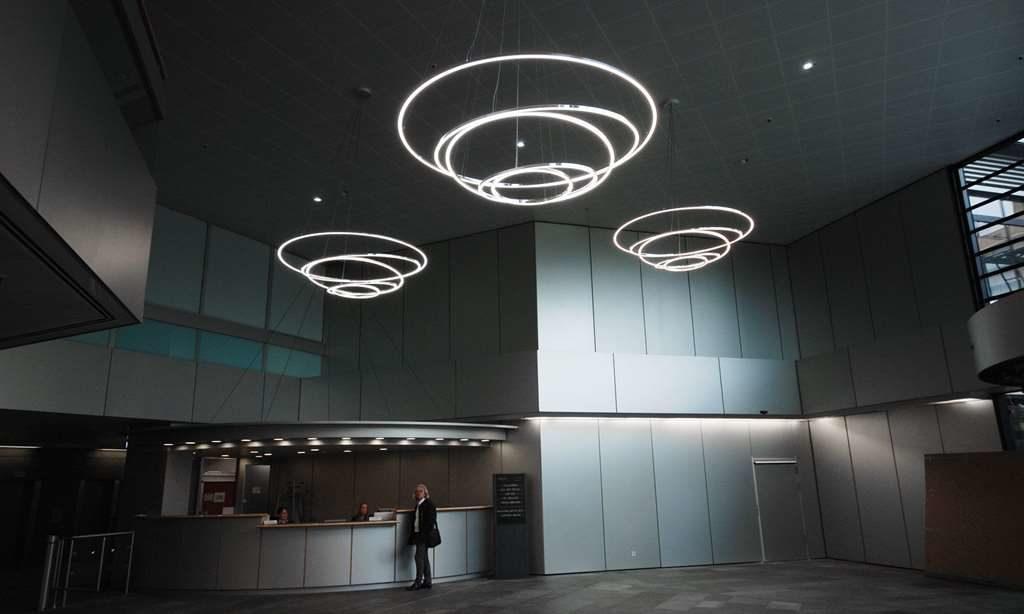 светильники из акрилового стекла