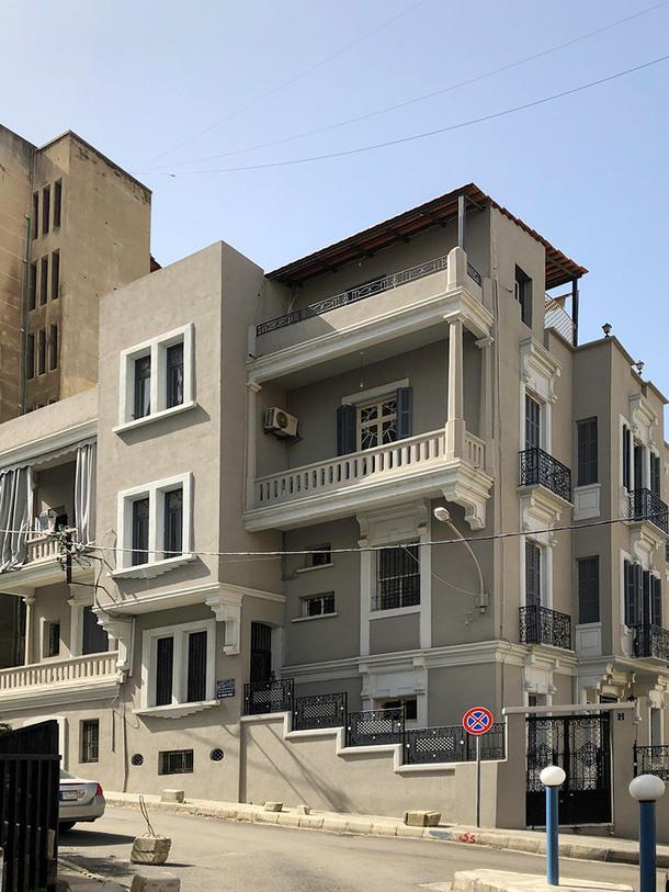 Гид по Бейруту: архитектура и дизайн