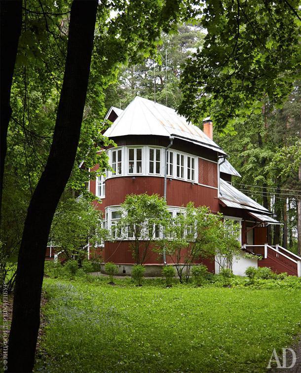 Подробнее о доме Бориса Пастернака читайте по клику на изображение.