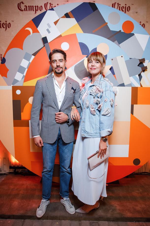 Артем и Юлия Акимовы.