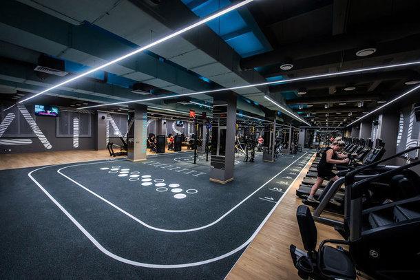 Архитектура спорта: 5 фитнес-клубов с дизайнерскими интерьерами