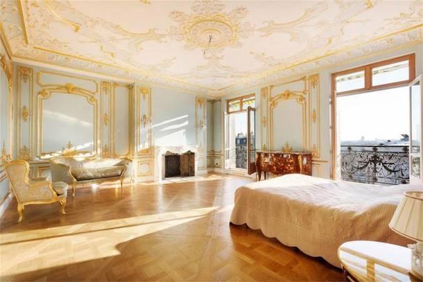 #чтобятакжил: 5 классических квартир в Лондоне, Париже и Нью-Йорке