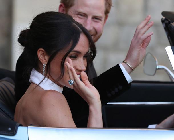 Дизайн свадьбы: разбор церемонии бракосочетания принца Гарри и Меган Маркл