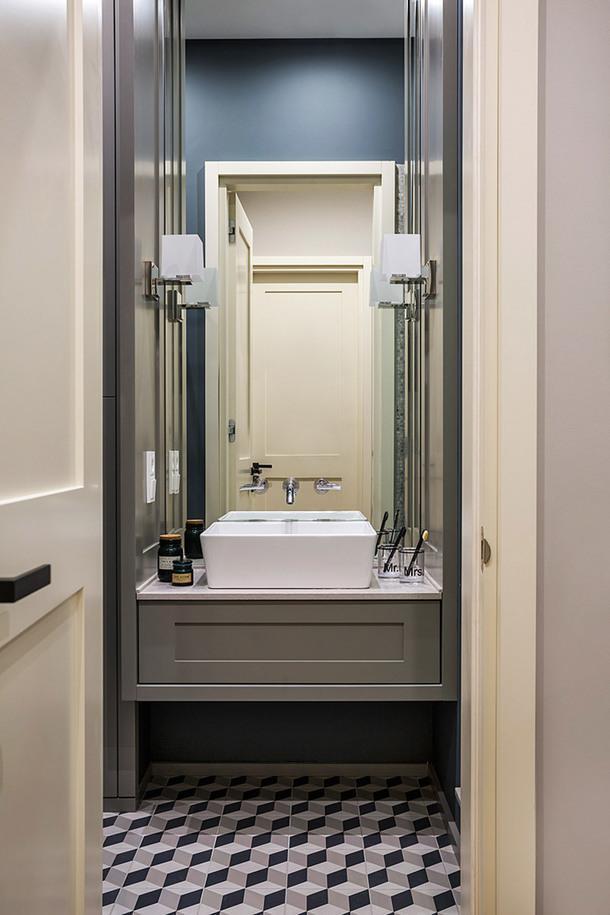 Дизайнеры советуют: 22 варианта оформления ванной комнаты