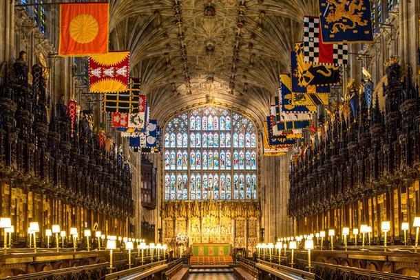 Где венчаются принц Гарри и Меган Маркл и еще 5 венчальных часовен со всего мира