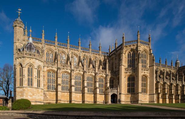 Где венчаются принц Гарри и Меган Маркл и еще 6 венчальных часовен со всего мира
