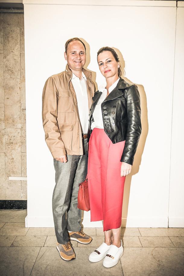 Полина Пидцан и Евгений Чусов, Room Look.