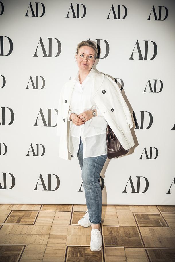 Дизайнер Марина Гаськова.