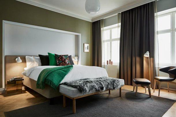 Гранд-отель в центре Хельсинки