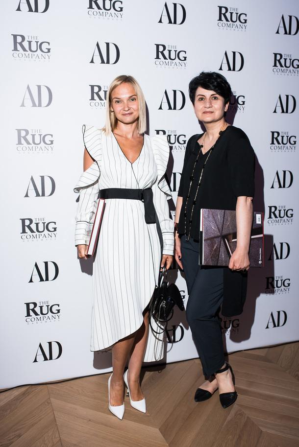 Дизайнеры Екатерина Чеботарева и Натела Манкаева.