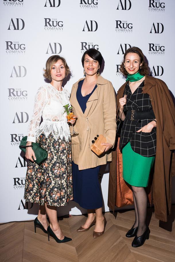 Дизайнеры Екатерина Федорова, Мария-Пилипенко и Александра Капорская, NG gallery.
