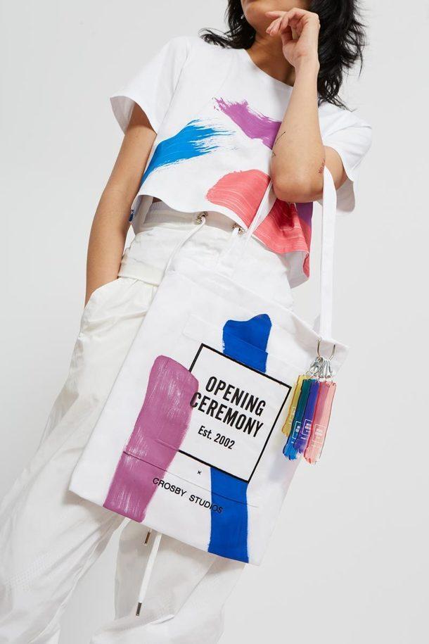 Коллекция Гарри Нуриева для модного бренда Opening Ceremony