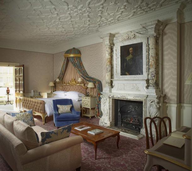Королевский размах: отели, в которых Меган Маркл и принц Гарри остановятся перед свадьбой