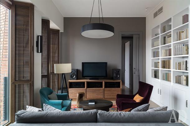 Квартира в Хамовниках, 90 м²