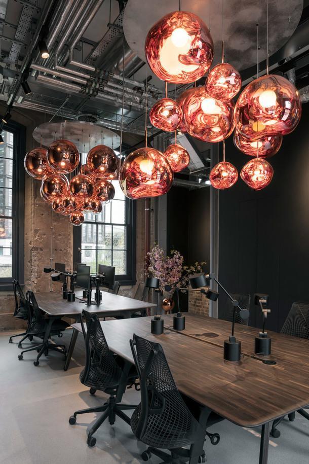 Новая штаб-квартира Тома Диксона в Лондоне