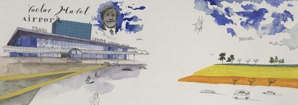 """""""Пражские сказки"""" Павла Пепперштейна в серии Louis Vuitton Travel Book"""