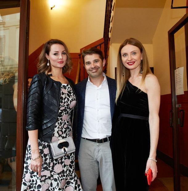 Олеся Казакова, Давиде Соцци и Екатерина Егорова, Promemoria.