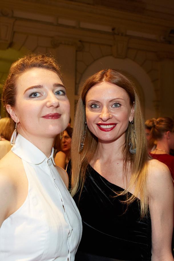 Архитектор Елена Корнилова и Екатерина Егорова, Promemoria.