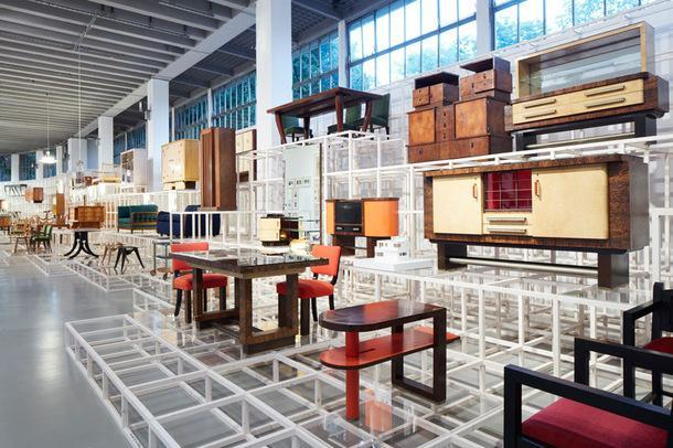 Ретроспектива творчества Освальдо Борсани в Милане