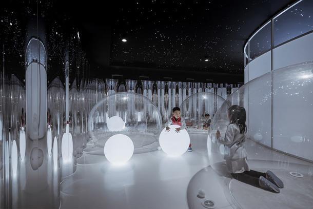 Волшебный ресторан для детей в Китае