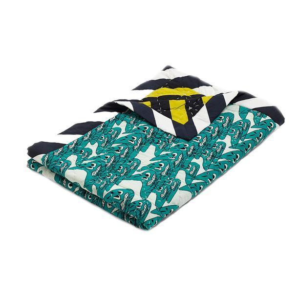 Хлопковое одеяло, ручная работа, Hay.