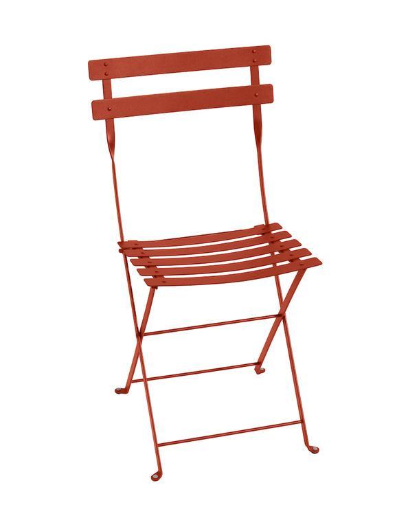 Металлический стул Bistro Verbena, Fermod.