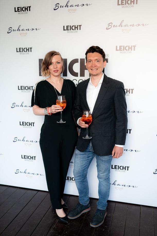 Анна Голоухова и Евгений Безруков, Архитектурная мастерская