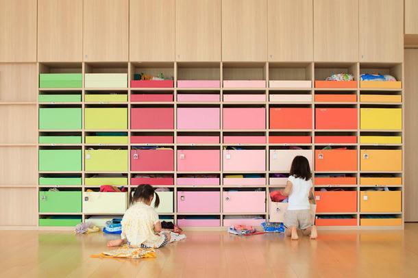 7 ярких архитектурных проектов для детей