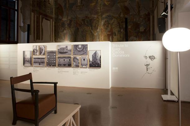B&B Italia перевыпускает мебель Луиджи Качча Доминиони