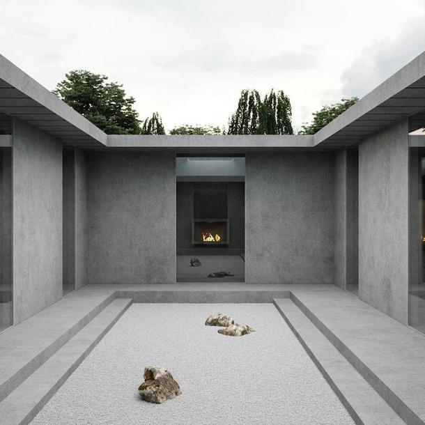 Дебютный архитектурный проект Канье Уэста под брендом Yeezy Home