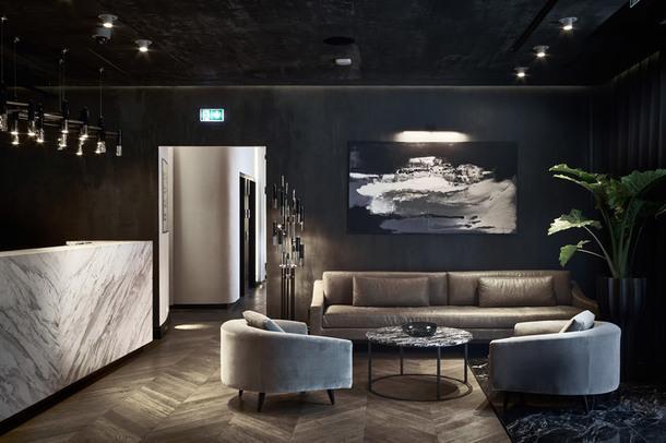 Дизайн-отель в Вильнюсе