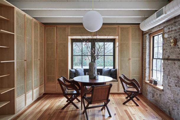 Дом в теплых оттенках в Южной Каролине