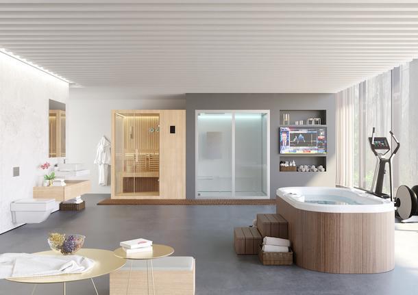 Продукция от Jaquar помогает создать эргономичное пространство ванной комнаты, где все будет максимально продуманно и функционально.