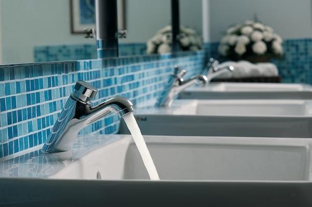 Смесители от Jaquar созданы таким образом, чтобы экономить расход воды.