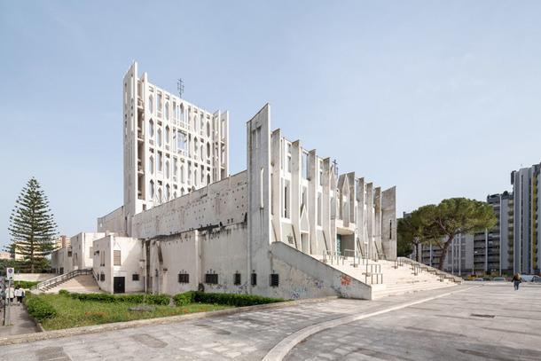 Гений места: кафедральный собор Джо Понти в Таранто