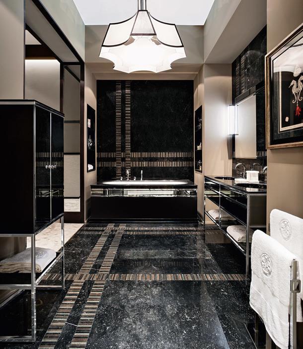 Ванная комната Academy из коллекции Luxury.