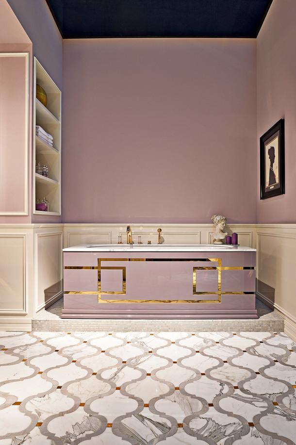 Ванна Lutetia из коллекции Luxury.