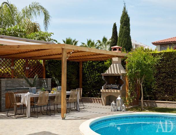Дом на Кипре, 170 м². Весь проект смотрите по клику на изображение.