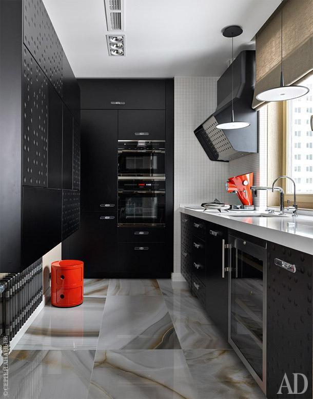 Кухонный гарнитур, Schiffini.