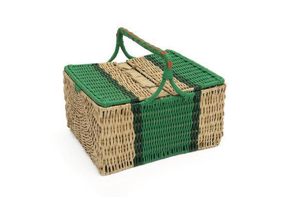 Корзина для пикника из коллекции La Vereda, Marni.