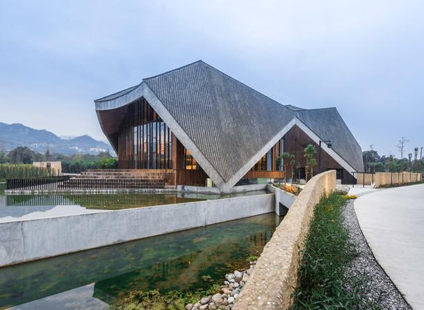 Курортный отель в провинции Сычуань