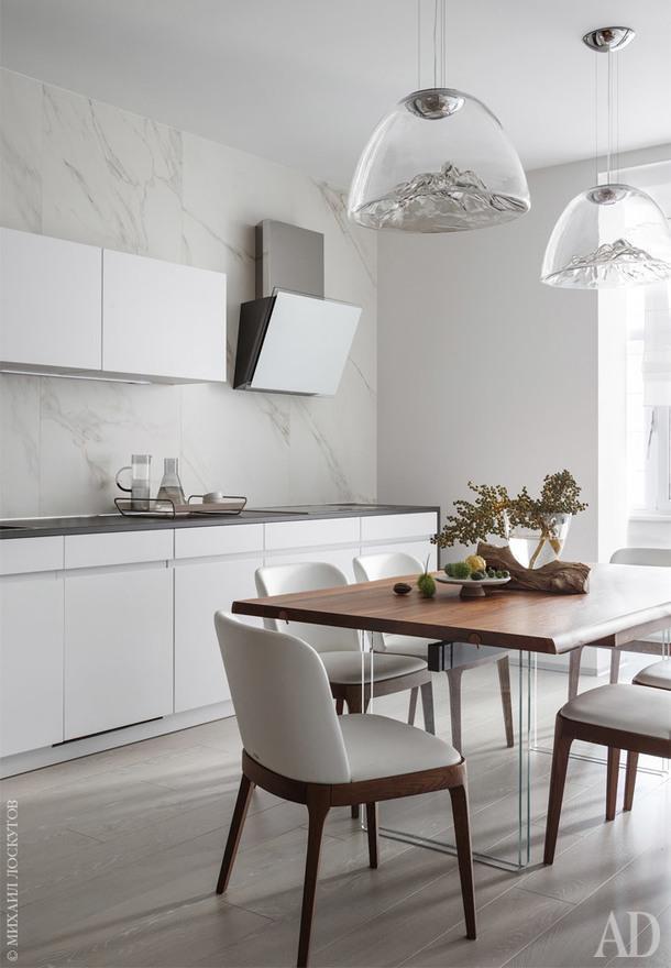 Кухня-столовая. Кухня, Leicht.
