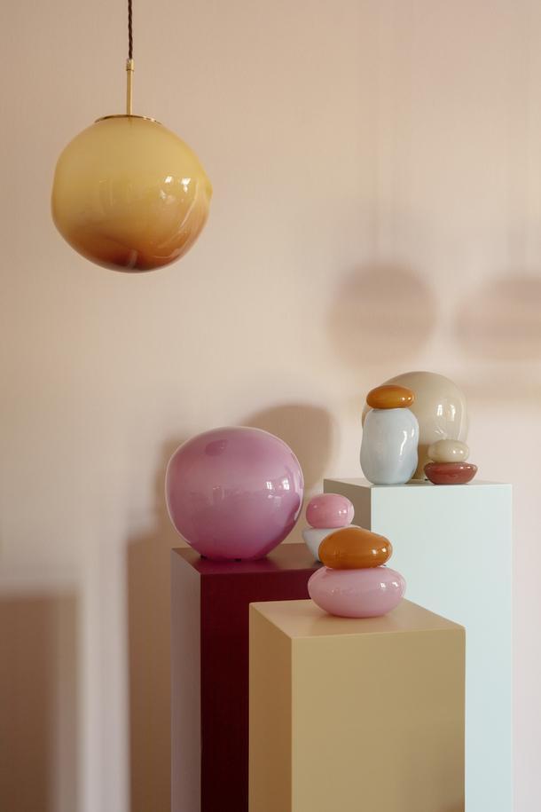 Лампы-леденцы от датского дизайнера