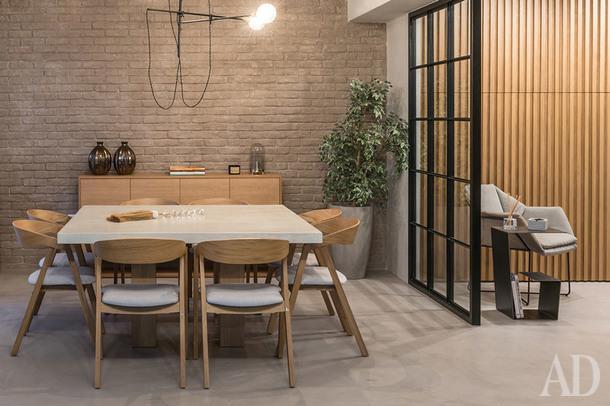 Минималистичная квартира в Греции