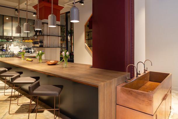 Новый ресторан здоровой кухни на Малой Никитской
