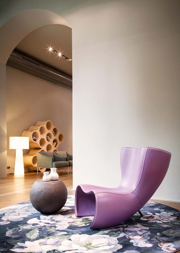 Новый взгляд на стул Felt Chair от Марка Ньюсона