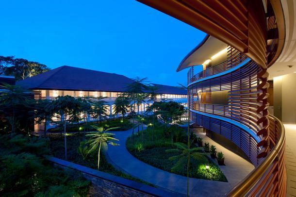 Отель Capella — место исторической встречи Дональда Трама и Ким Чен Ына в Сингапуре