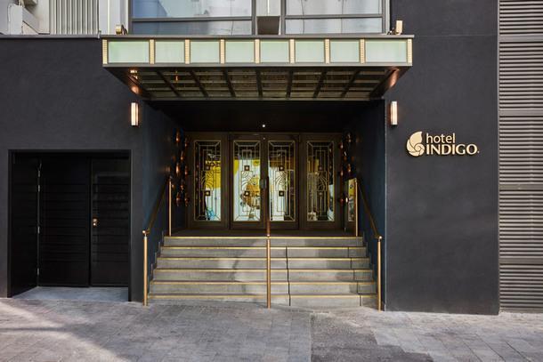 Отель для киноманов в лондонском Вест-Энде